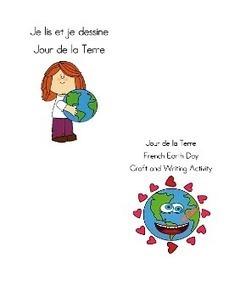 French Earth Day Bundle - Activités pour le jour de la terre | Primary French Immersion Education | Scoop.it