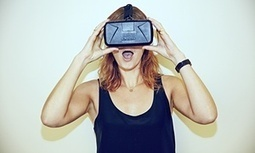 Virtual reality? Not for me. Then I turn into Wonder Woman and fly over New York | Technology | The Guardian | COMPUTATIONAL THINKING and CYBERLEARNING | Scoop.it