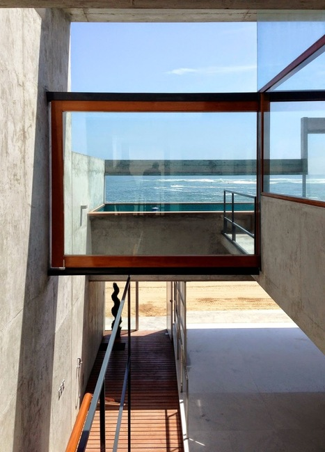 Entrevista a ENRIQUE CIRIANI, por Jean-Pierre CROUSSE | The Architecture of the City | Scoop.it