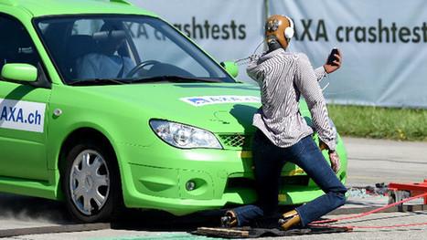Smartphones – die neue Gefahr im Strassenverkehr | Facebook, Chat & Co - Jugendmedienschutz | Scoop.it