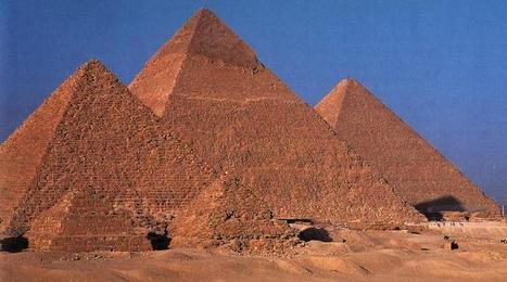 De nouvelles pyramides découvertes grâce à Google Earth ? - Actualité Abondance | Tout le web | Scoop.it