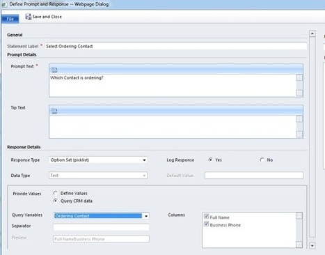 CRM 2011 Credit Card Payments: Charge a Card using a Dialog | Dynamics CRM | Scoop.it
