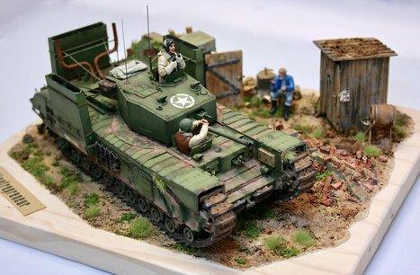 l'entrepreneur | Military Miniatures H.Q. | Scoop.it