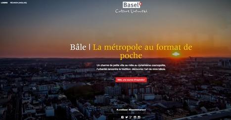 Quand le site web de Bâle emballe | Etourisme.info | Animation Numérique de Territoire | Scoop.it