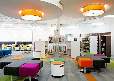 Design et bibliothèques: les meilleurs projets 2014! | bib on web | Scoop.it