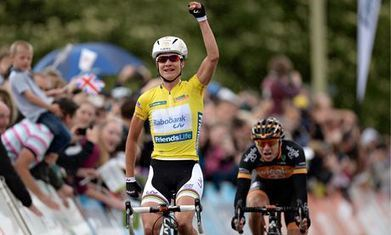 Olympic champion Marianne Vos looked to be in control | busness | Scoop.it