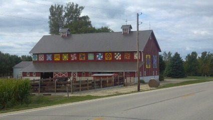 Check out this..Barn Quilts Galore!! | Quilts-CivilWar | Scoop.it