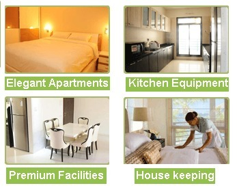 Elegant Apartments Amenities at Astute Serviced Apartments | Astute Apartments | Scoop.it