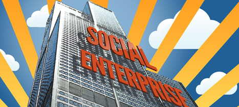 Top 5 Social Enterprise Technologies for Business | Oracle Databases | Scoop.it