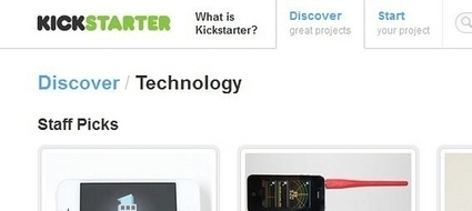 6 Top Crowdfunding Websites: Which One Is Right For Your Project? | WEB curation | Scoop.it