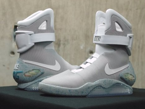 FINALLY: Nike Is Going To Sell Those Self-Lacing 'Back To The Future 2' Sneakers This Year | tech | Scoop.it