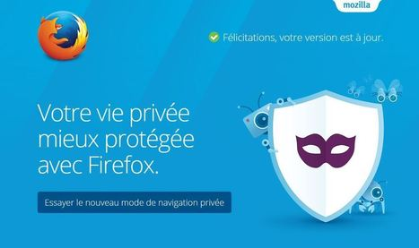 Firefox 42 disponible : La navigation privée renforcée   Learning 2.0 !   Scoop.it