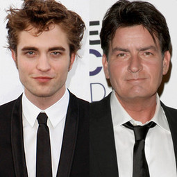 Robert Pattinson Skipping MTV Movie Awards, Charlie Sheen to Be Surprise Presenter - E! Online | The Twilight Saga | Scoop.it