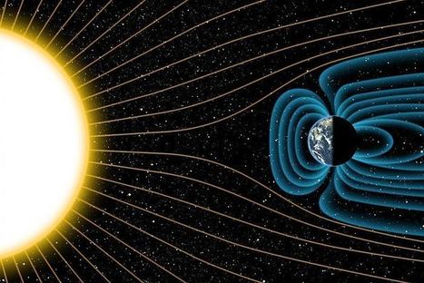 Earth's magnetic field is 800 million years older than previously thought | Amazing Science | Scoop.it