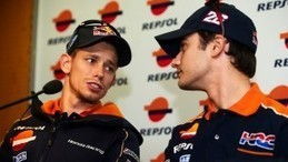 "Suppo: ""Both Stoner and Pedrosa are title contenders"" 