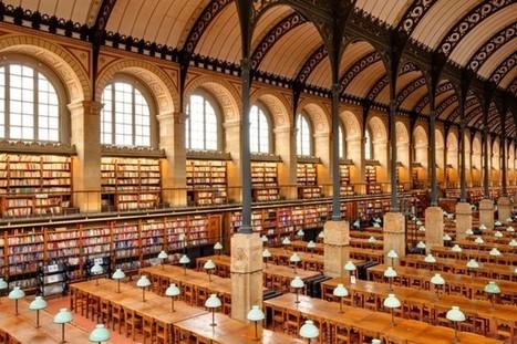 Les 10 plus belles bibliothèques du monde | Archivance - Miscellanées | Scoop.it