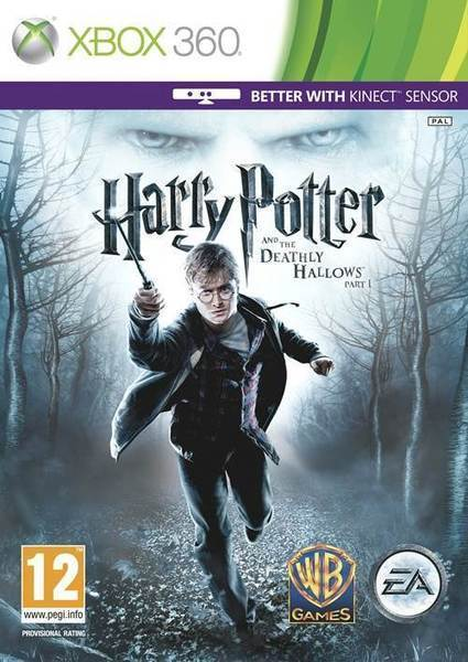 Harry Potter and the Deathly Hallows Part 1 - Refurbished (Xbox 360) | Buy PS4 Video Games United Kingdom | Scoop.it