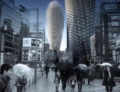 Arquitetura Sustentavel: Arquiteto russo projeta edifício que ajuda a despoluir o ar | arkhitekton | Scoop.it
