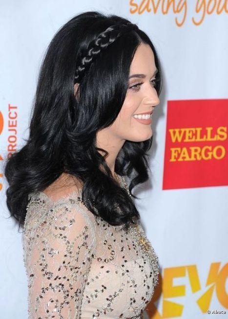 Katy Perry y su trenza diadema - BELLEZA PURA | Cortes y Peinados | Scoop.it