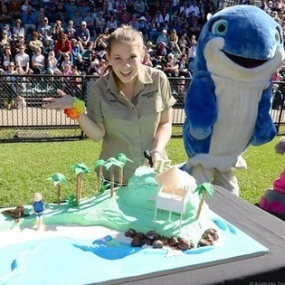 Internet Slams Bindi Irwin For Siding With SeaWorld | All about water, the oceans, environmental issues | Scoop.it