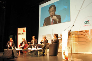Cognac : tapis rouge pour l'ambassadeur de Chine | Viticulture | Scoop.it