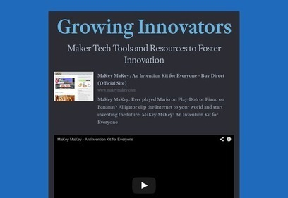 Growing Innovators   Create and Innovate   Scoop.it