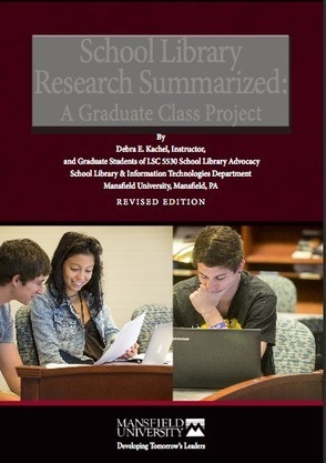 School Library Research Summarized (and newly updated) — @joycevalenza NeverEndingSearch | Libraries and Learning | Scoop.it