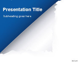 Page Flip PowerPoint Template | Free Powerpoint Templates | animatated | Scoop.it