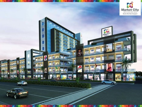 Retail Space in Orris New Commercial Project Sec 89 is Good Choice | sanjay | Scoop.it