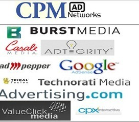 PROFESSIONAL BLOG MASTER: TOP 10 CPM AD NETWORKS | Blogging Tips | Scoop.it