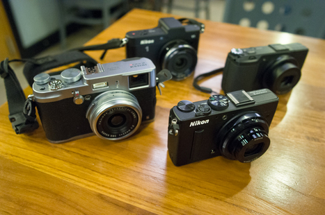 Compact Camera, Serious Sensor: Fujifilm X100S, Nikon Coolpix A, and Ricoh GR Roundup | Streetphotography | Scoop.it
