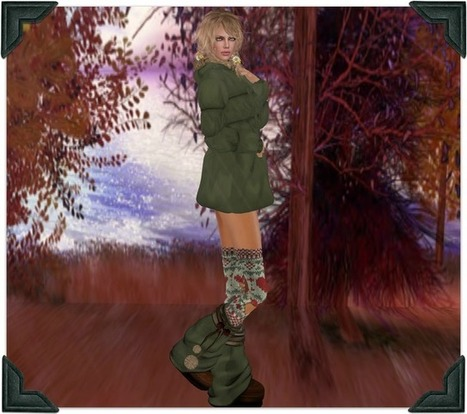 Wandering Second Life: In Blows Autumn! | Wandering Second Life | Scoop.it
