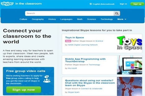 Dos and Don'ts for Skype in the Classroom - EdTechReview™ (ETR) | Edtech PK-12 | Scoop.it