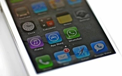 WhatsApp racheté pour 16 milliards : quand Facebook et Twitter n'avaient pas embauché son fondateur… | marketing | Scoop.it