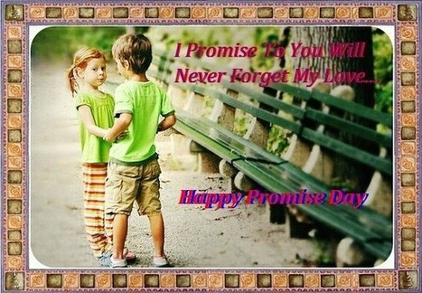 Happy Promise Day 2014 Wishes Greetings SMS in Hindi English | Entertainment | Scoop.it