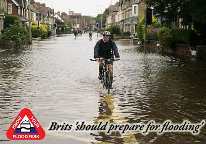 Brits 'should prepare for flooding' | All Accident Claims Blog | Scoop.it