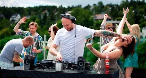 Over To You: Best Way To React To Bad Requests When DJing   DJing   Scoop.it