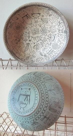 24 Elegant Ceramic Decorations Showcasing Delicacy | Homesthetics | Scoop.it