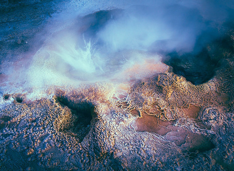 Surreal Photos of the Tatio Geyser Field in Chile by Owen Perry | Photos | Scoop.it