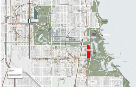 Obamas Select South Chicago Site for Presidential Library | Great Urban Place Making | Scoop.it