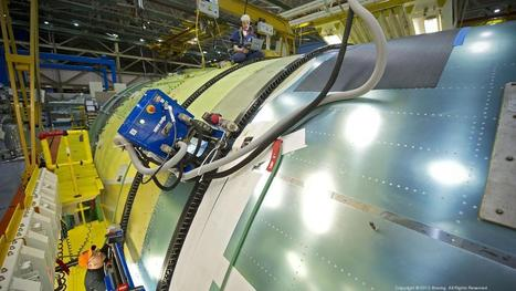 Boeing to automate 777X production, not yet saying how much - Puget Sound Business Journal | Technological Unemployment | Scoop.it