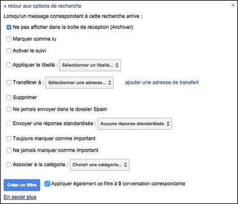Gmail : où sont les messages archivés et comment les gérer ?   Au fil du Web   Scoop.it