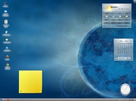 Linux Fedora 15 et « KDE » | ZeoLab | GNU-LINUX | Scoop.it