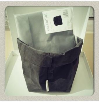 Il Sacchetto lavabile e multiuso - Design Essential   Blank   Oggetti Design Casa Online   Blank   Scoop.it