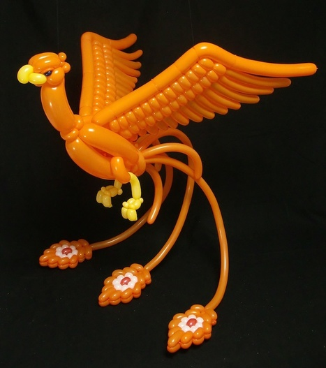 A Japanese artist has completely transformed the art of balloon animals. | enjoy yourself | Scoop.it