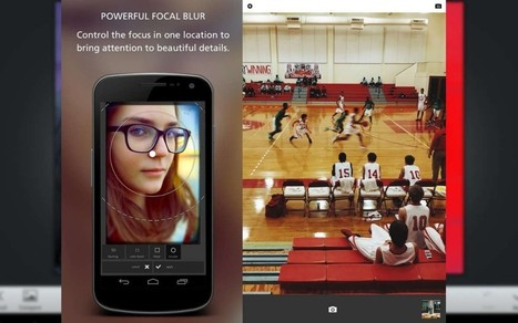 Retouche photo Android : les meilleures applications à connaître   Retouches et effets photos en ligne   Scoop.it