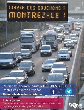 #MarredesbouchonsTLSE : la campagne pour le PLB - Sicoval | Toulouse La Ville Rose | Scoop.it