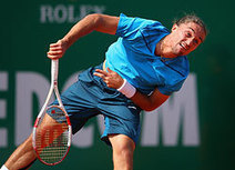Alexandr Dolgopolov Beats Ernests Gulbis In Monte-Carlo - Tennis ... | Deportes | Scoop.it
