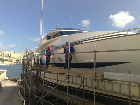 Boat Works | Boatcare | Boatcare - We take care of all your Yachting Needs! | Scoop.it