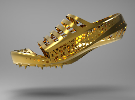 Designer uses 3D printer for running shoes - SlashGear | On 3D-printing and the home factory | Scoop.it